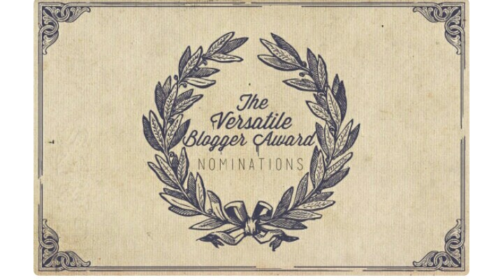 the versatile blogger award Orbis Marketing