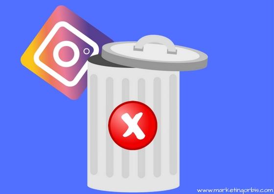 brisanje instagrama