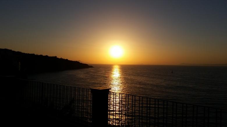 sorento-zalazak-sunce