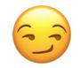 smirk-emoji
