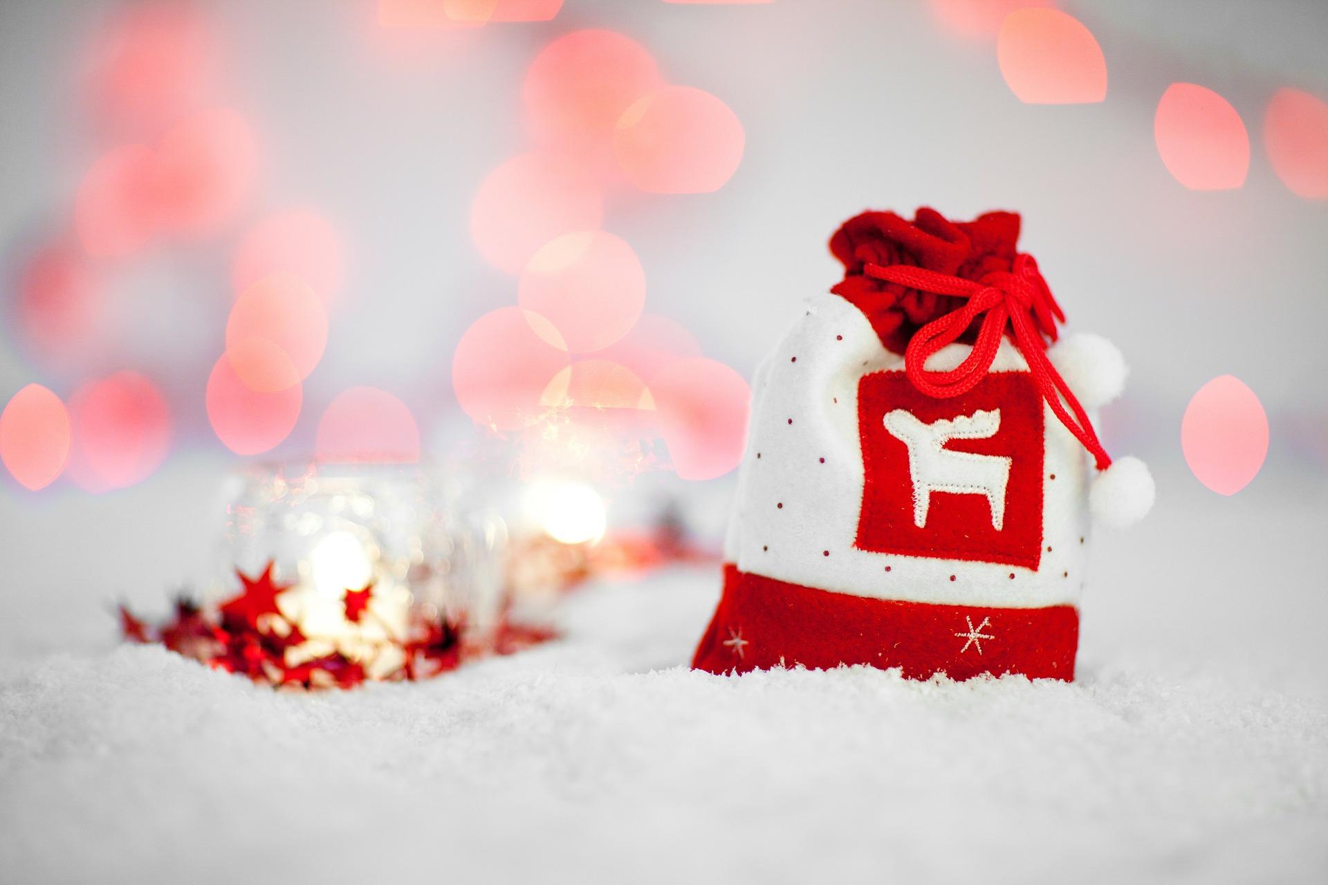 Izlazeći tri mjeseca božićno darivanje